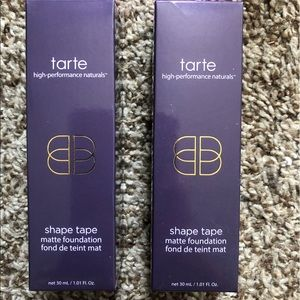 Tarte shape tape matte foundation